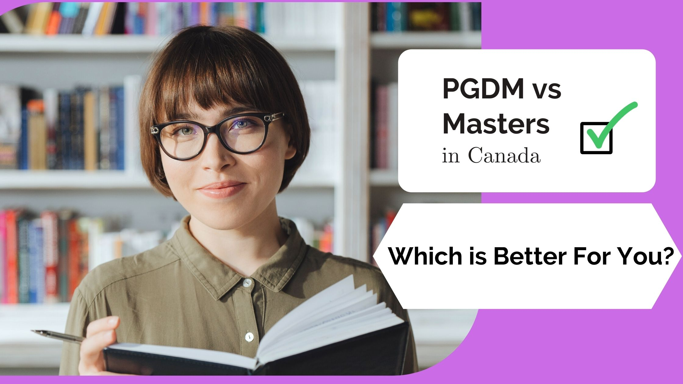 PG Diploma vs Master's Degree in Canada: Which is Better?