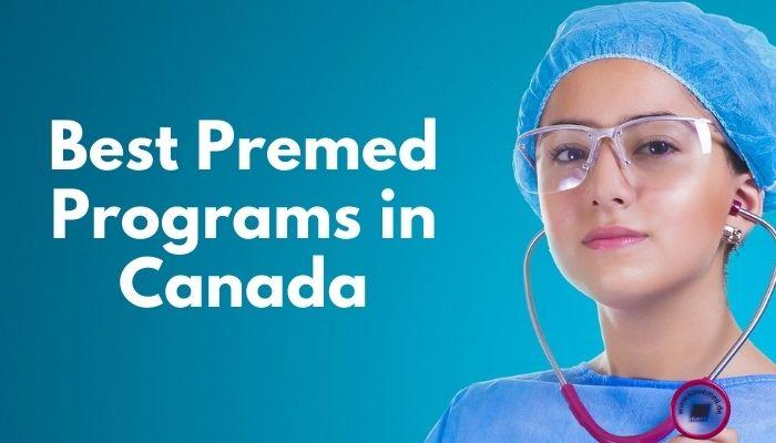 Best Premed Programs in Canada